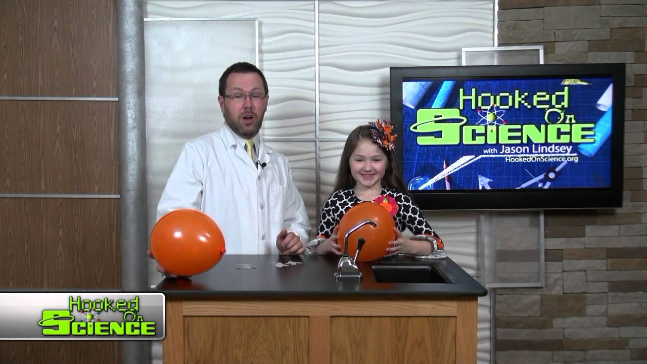 Static electricity ghost experiment of the week youtube - Remove static energy ...