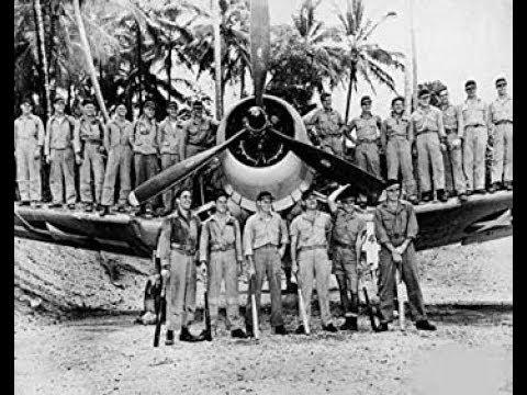 VMF-214 Black Sheep Squadron, Espiritu Santo 1943 @ SMKR