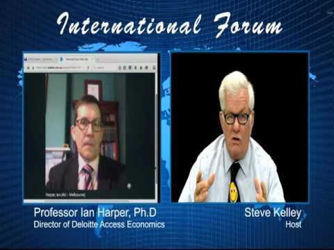 International Forum #19 - Ian Harper/Prosperity in Place