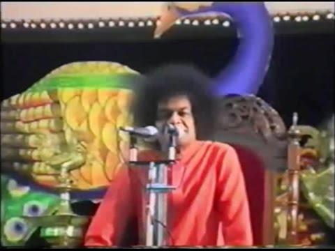 Bhagavan Sri Sathya Sai Baba- Divine Discourse On Ramayana 1