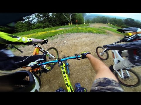 Mountain creek bike park Downhill Mountain biking New Jersey 2015 Gopro Hero3 Black
