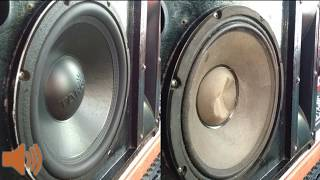 SUBWOOFER VS INSTRUMENTAL WOOFER - BASS TEST - Bass I Love you - Which is better? - Comparison