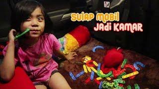 Download Kaki Yaya Kejepit Jok Saat Menyulap Mobil Menjadi Kamar