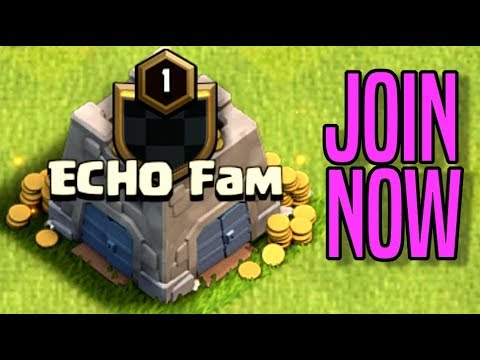 Town Hall 4 Upgrade | Join My Community Clan NOW In Clash Of Clans