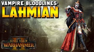 Vampire Counts Bloodlines: Lahmian Vampire Lore (Silver Pinnacle) | Total War: Warhammer 2