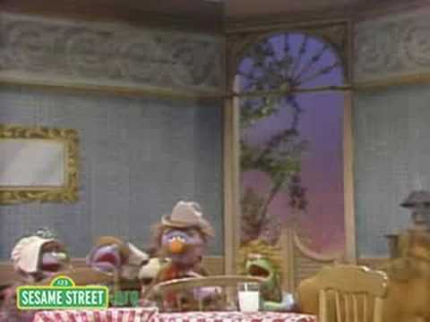 Sesame Street: Forgetful Jones Sings What's The Name Of That