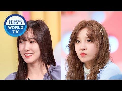 Move like GFRIEND & (G)I-DLE [Hello Counselor]