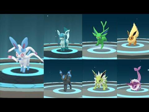 Sylveon: How to Evolve Eevee in Pokemon Go