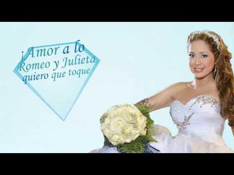 Karina LaKeruvina - Eres Tu (SALSA) Lyric Video de YouTube · Duración:  3 minutos 43 segundos