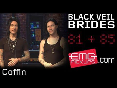 "Black Veil Brides perform ""Coffin"" on EMGtv"