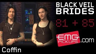 "Black Veil Brides perform ""Coffin"" on EMGtv"