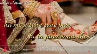 Sandali Sandali naina vich tera naam mundiya.. Whatsapp status  [Punjabi WhatsApp status] Song