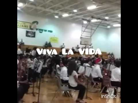 Viva la Vida- Williams Middle Magnet School 2016