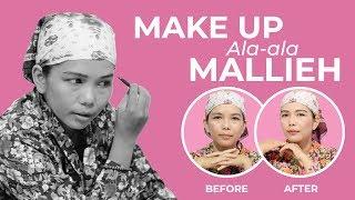 Tutorial Make Up Ala Mallieh 2019 - Vlog Mallieh