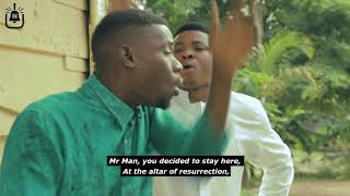 God no go shame us - Latest Woli Agba Skit