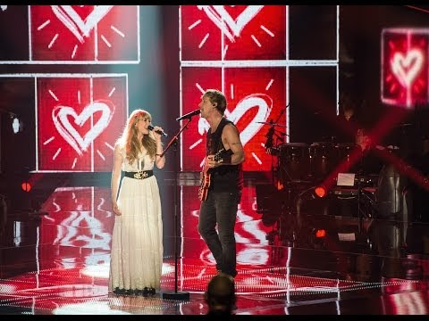 Rahel Buchhold & Samu Haber - Lifesaver - Finale - The Voice of Switzerland 2014