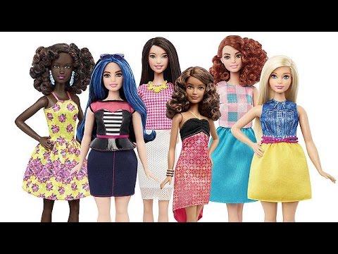 Barbie Più Vicina Al Mondo Reale Nelle Versioni Minuta Alta O Formosa