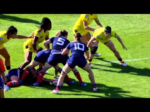 Emirates Airline Dubai Rugby Sevens - Women Series - Part 3