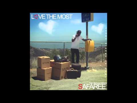"Safaree feat. Marques Anthony - ""Love The Most"" OFFICIAL VERSION"