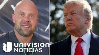 ¿Qué más muestran los videos del hombre armado que entró a club de golf de Trump y gritó contra él?