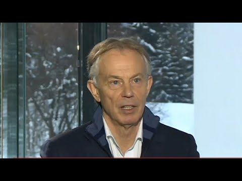 Tony Blair: 'Brits have the right to rethink Brexit'