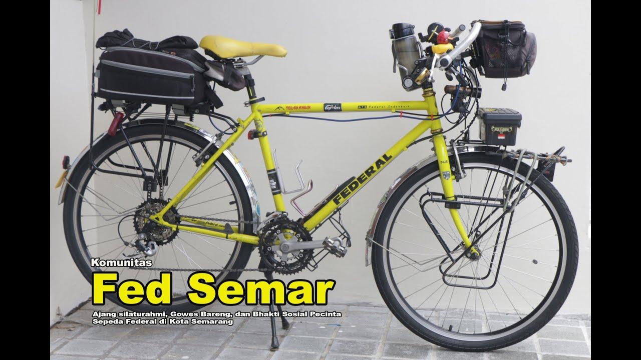 Beraktivitas Dengan Sepeda Legendaris Radarsemarang Id