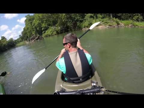 Eleven Point River Trout Fishing And Float Trip Part 2