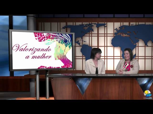 Programa Comunhão com Ruth Adriane 19º