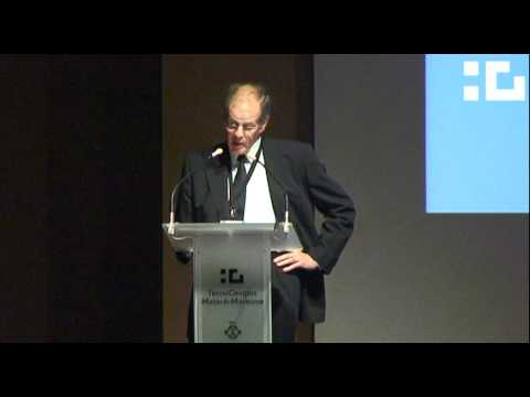 Keynote speech: Gordon Thomas