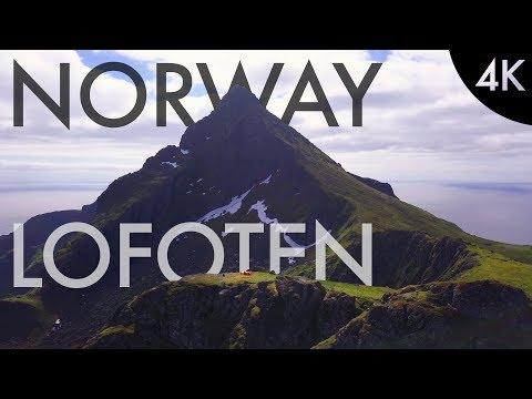 NORWAY IN 4K | Lofoten & Vesterålen