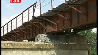 Днепропетровские поезда изменят маршрут из-за взорванного моста в Запорожской области(Днепропетровские поезда на несколько недель изменят маршрут из-за взорванного моста в Орехово. Именно..., 2014-06-25T17:31:42.000Z)