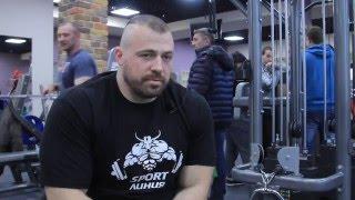 Вадим Гончарёнок: хотелось бы взять тонну но уже на этот раз без экипы