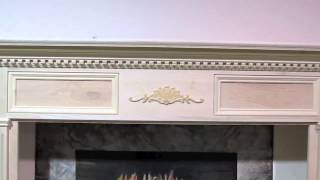 Leesburg Cabinet Style From Our Classic Collection Of Custom Fireplace Mantels