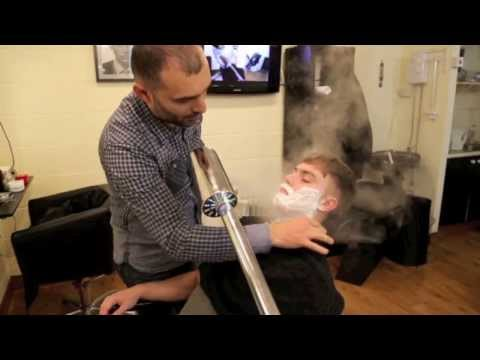 Turkish Hot Towel Shave By The Turkish Barbers Lucan Dublin Ireland