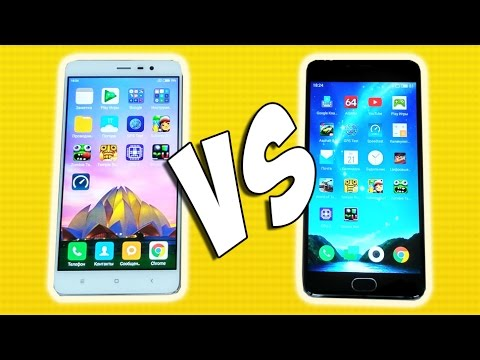 Xiaomi Redmi Note 3 Pro vs Meizu M3 Note - ЧТО ВЫБРАТЬ?