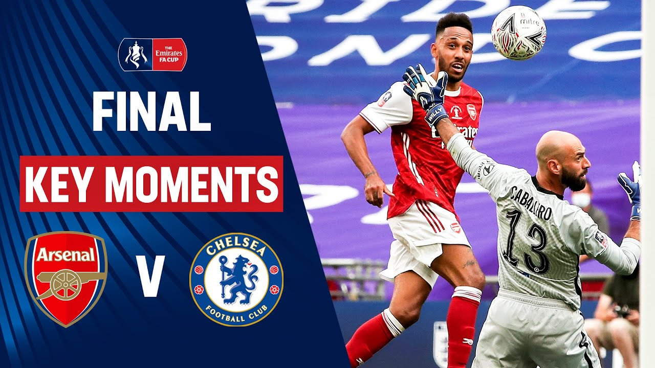 2020 Heads Up FA Cup Final: Arsenal 2-1 Chelsea