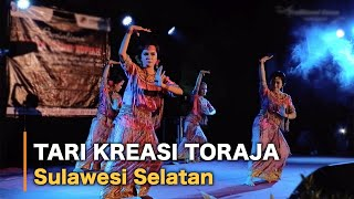 Tari Toraja (Traditional Dance South Sulawesi)