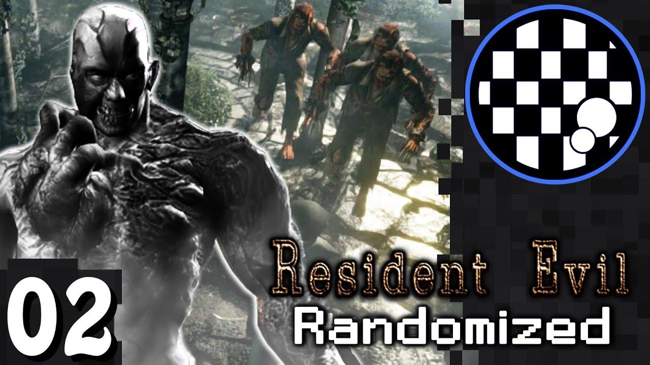 Resident Evil Remake Randomizer   PART 3