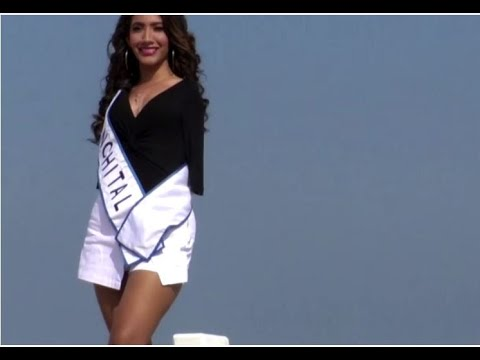 عارضة أزياء بلا أطراف تريد أن تصبح ملكة جمال المكسيك  - 14:00-2020 / 1 / 24