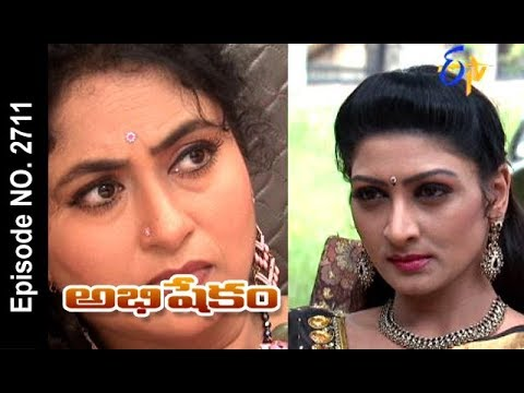 Abhishekam | 25th September 2017| Full Episode No 2711 | ETV Telugu