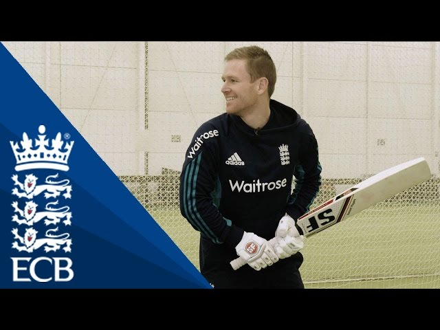 Eoin Morgan On Getting Your Feet Moving - England Cricketing Tips