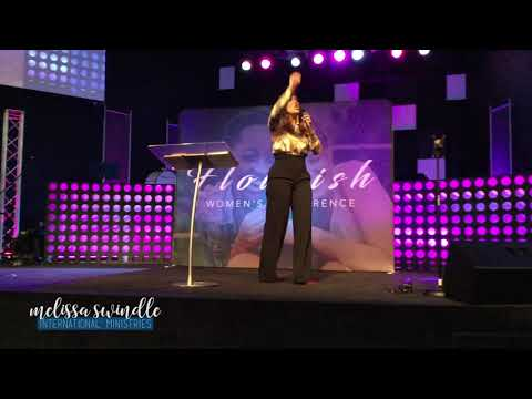 Get Planted In The House Of The Lord | Melissa Swindle International Ministries 10m45s