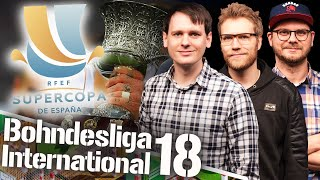 Premiere League Winter & Mit Unfairness zum Erfolg: Supercopa-Finale | Bohndesliga International #18