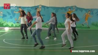 """Топ Преса представя: Училищна танцова формация """"Спектър"""", ПМГ """"Яне Сандански"""""""