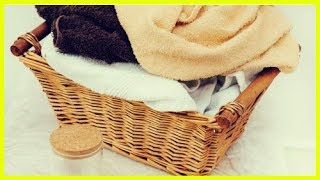 как сделать так, чтобы полотенца лучше впитывали