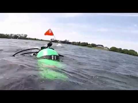 Julie Lake Denton OW dives