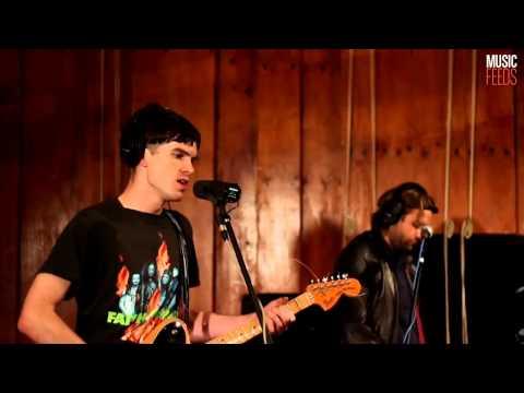 Cloud Control - Promises (Live at Music Feeds Studio)