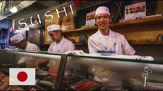 Das BESTE SUSHI der Welt?! Unterwegs auf Tokyos berühmten Fischmarkt l Tokyo, Japan Vlog #6