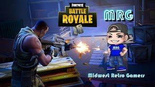 Fortnite Battle Royale Live (PC 1440p 60fps) Let