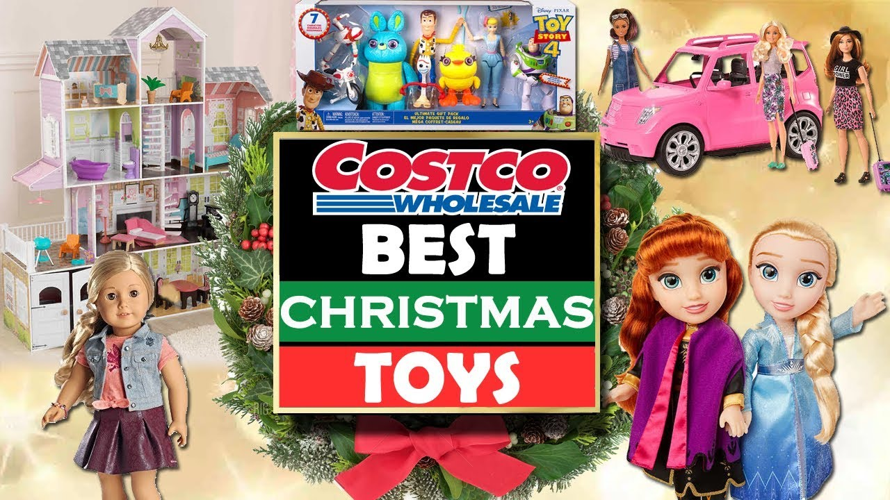 Costco Toys 2020 Christmas Costco Christmas Toys 2019 | Shop With Me   YouTube